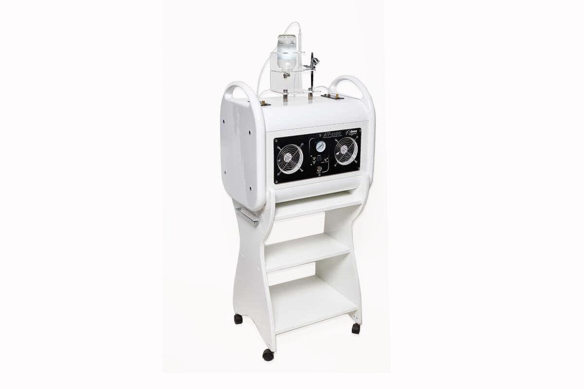 kosmetyczne av-1100 urządzenie peelingu gazowo-cieczowego oxybrazja alvi prague