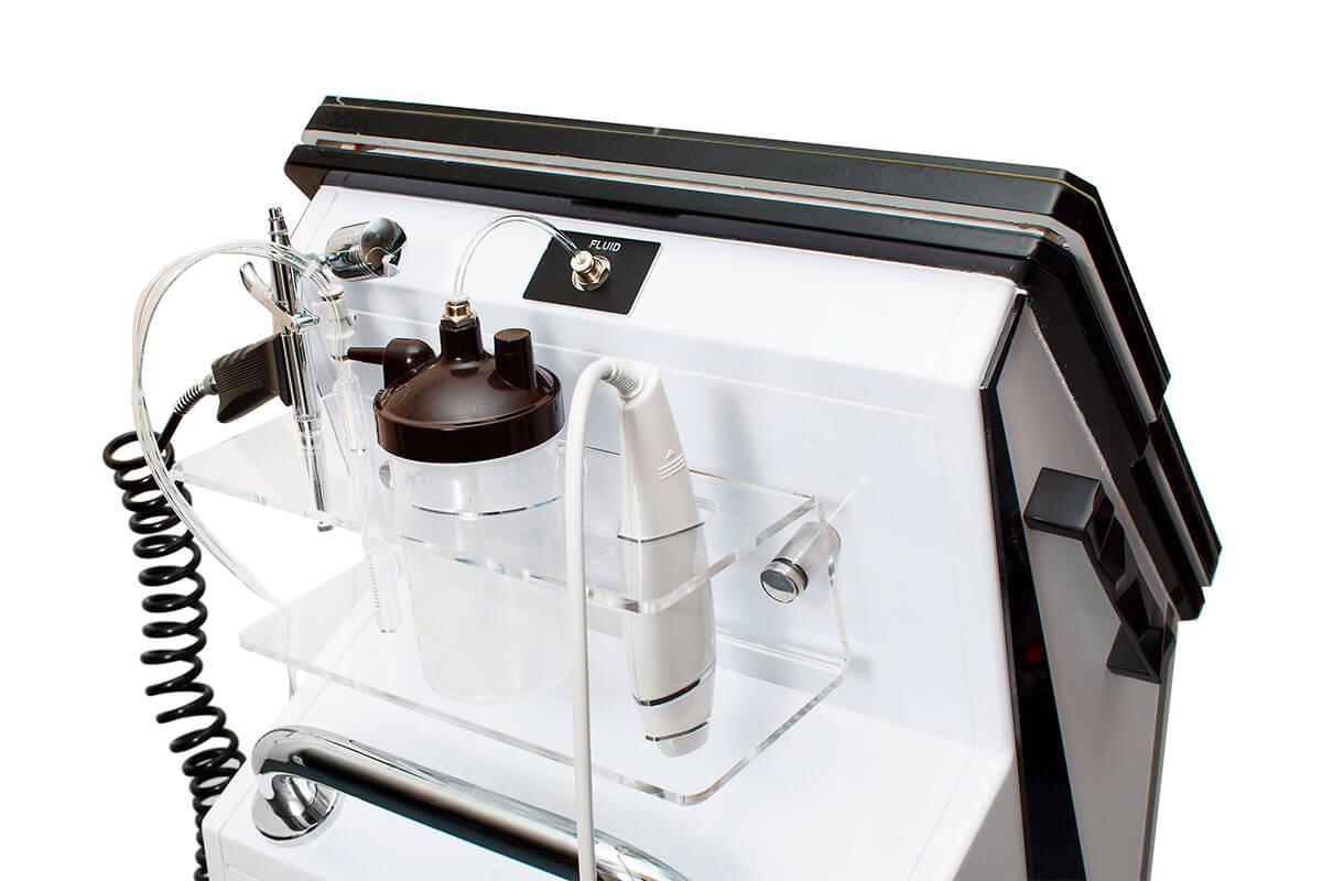 kosmetyczne urządzenie infuzji tlenowej av-3500