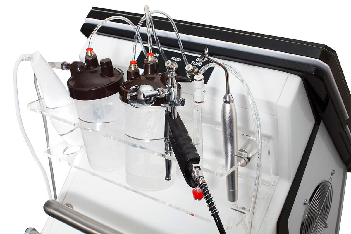 urządzenie infuzji tlenowej av-7000 kyslíková mezoterapie