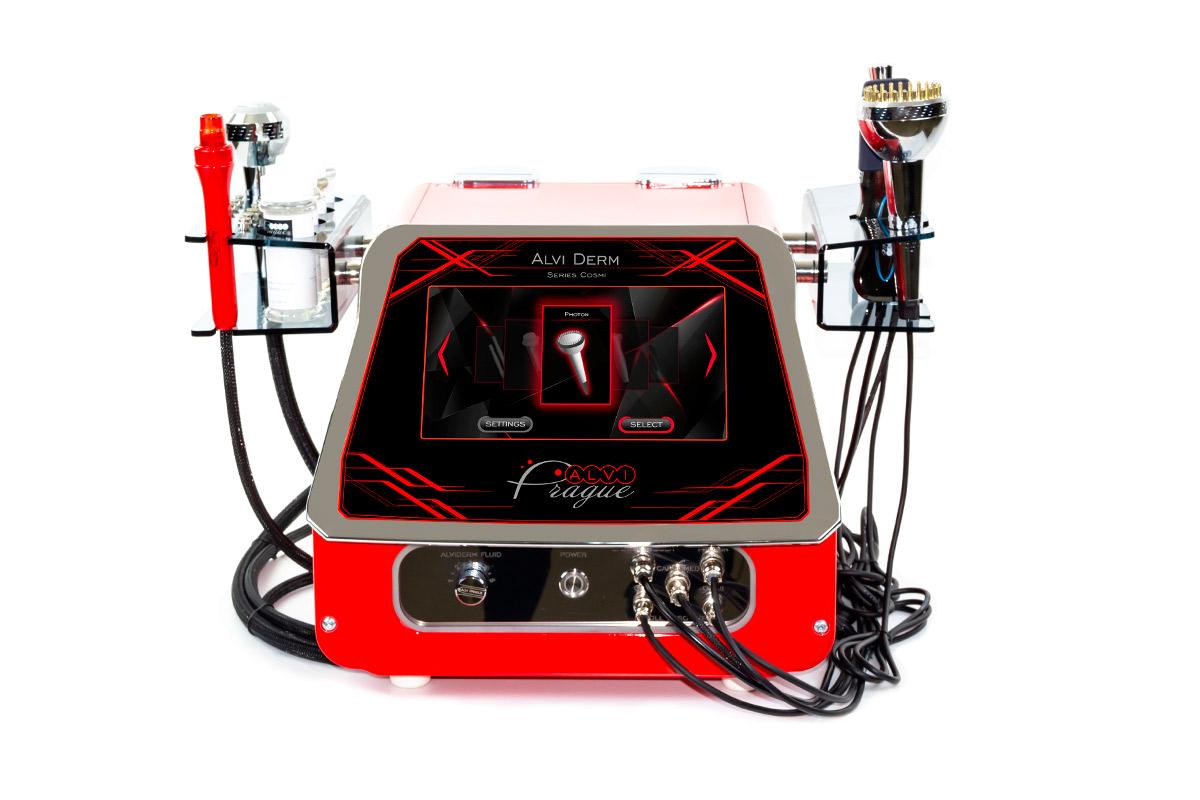 urządzenia kosmetyczne urządzenie hydropeelingu próżniowego alviderm hydrafacial urządzenie hydropeelingu próżniowego alvide