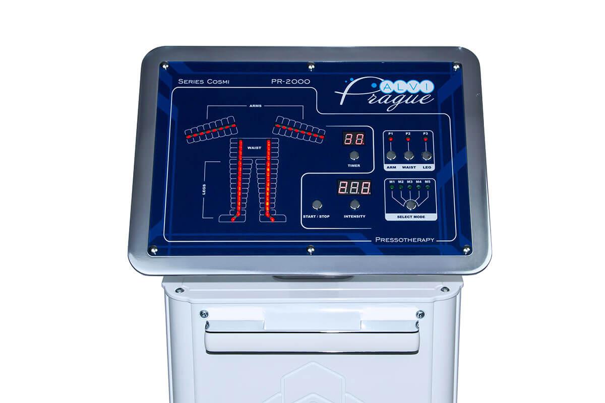 urządzenie drenażu limfatycznego pr-2000 urządzenia modelowania