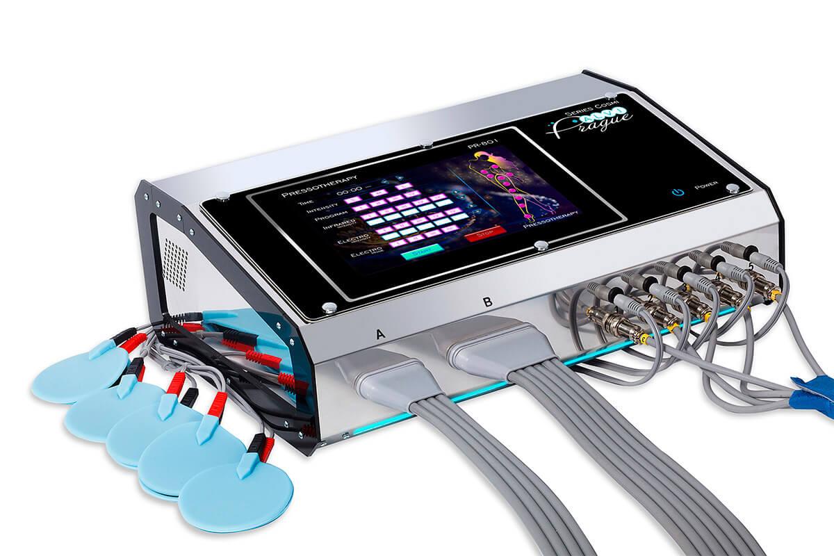 Kup Urządzenie do drenażu limfatycznego PR-801 w sklepie internetowym Alvi Praga - Cena od producenta - Dostawa w Polsce