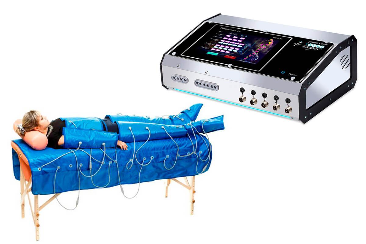 urządzenie drenażu limfatycznego pr-801 urządzenia