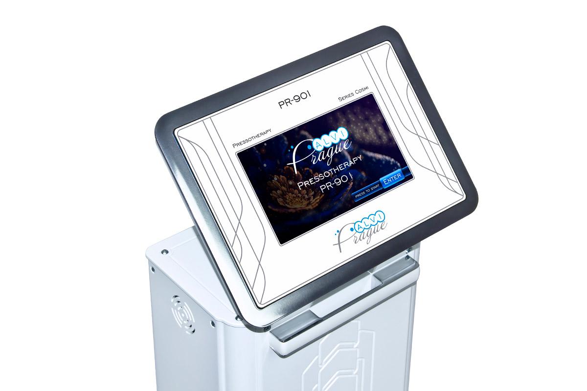 Kup Urządzenie do drenażu limfatycznego PR-901 w sklepie internetowym Alvi Praga - Cena od producenta - Dostawa w Polsce