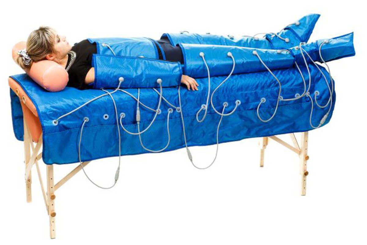 urządzenia modelowania sylwetki urządzenie drenażu limfatycznego pr-901