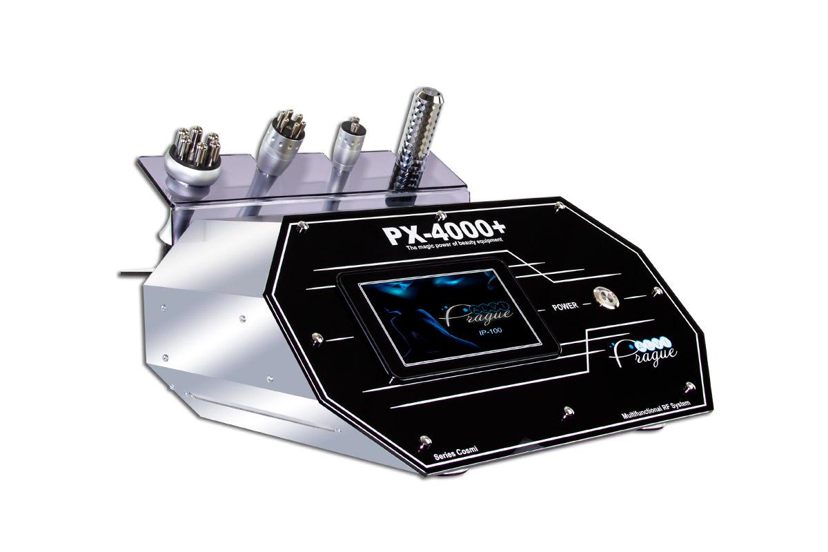 fale radiowe urządzenie px-4000 plus wielofunkcyjne urządzenia kosmetyczne fale radiowe