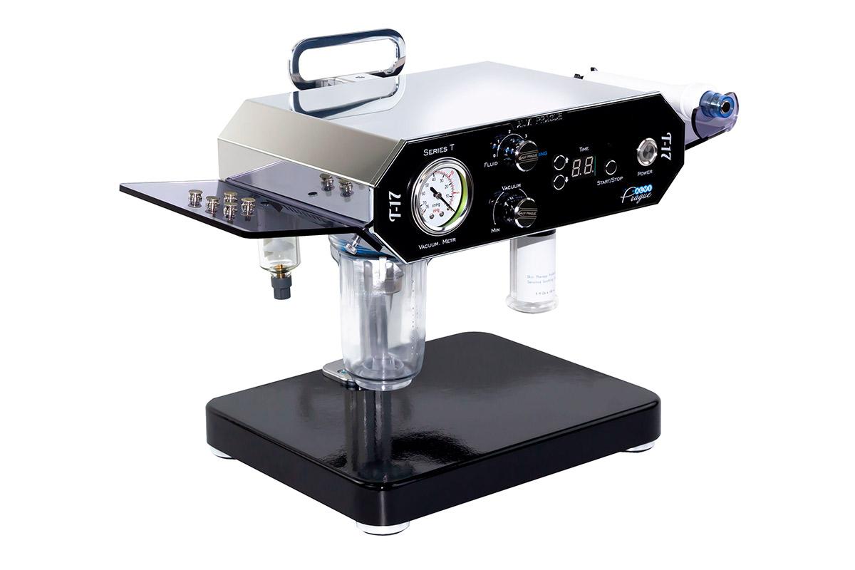 kosmetyczne urządzenie hydradermabrazji t-17