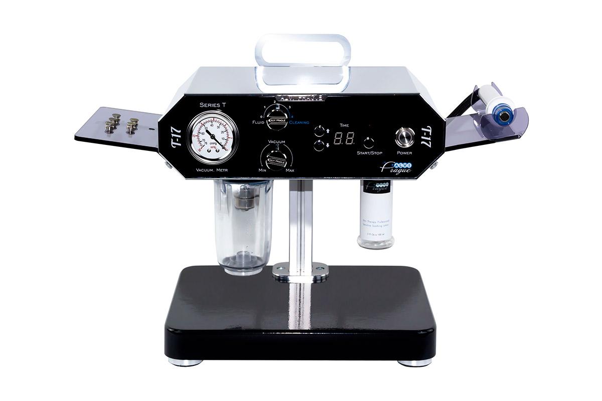 hydrafacial urządzenie hydradermabrazji t-17 - 1