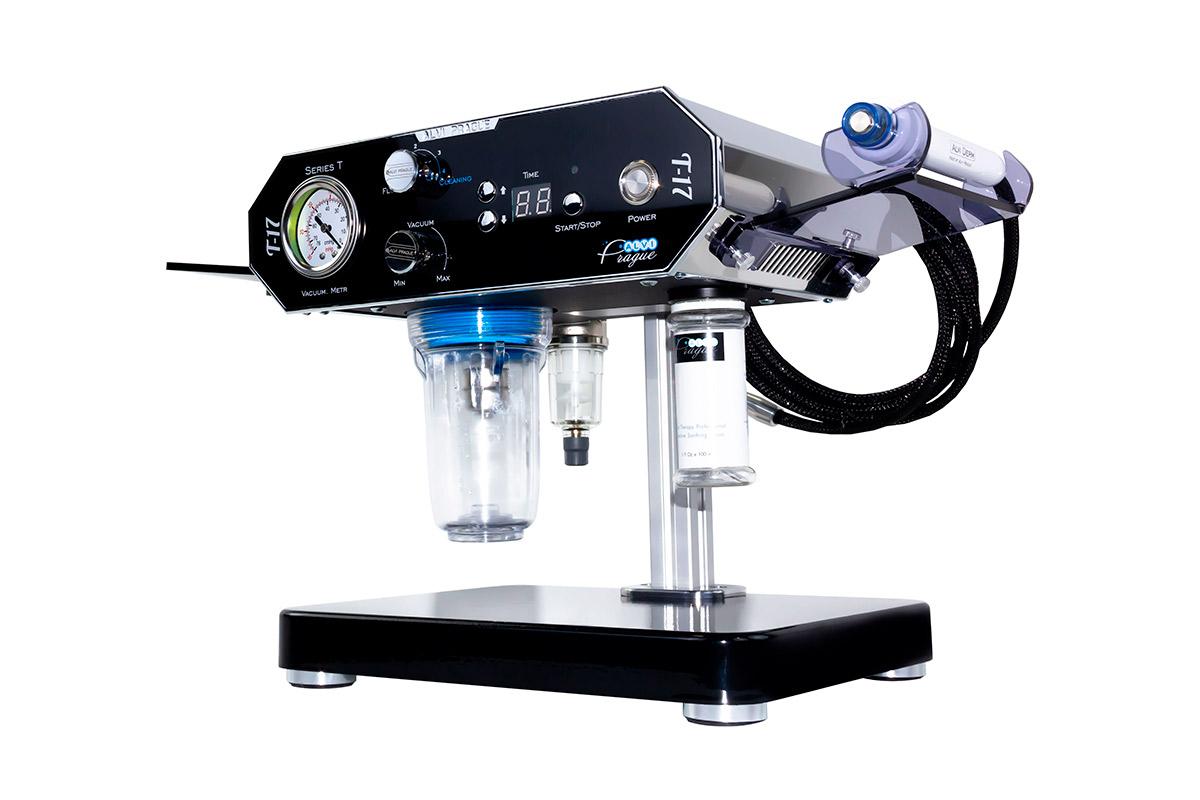 hydrafacial urządzenie hydradermabrazji t-17 urządzenia jednofunkcyjny