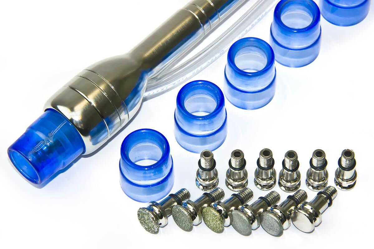 hydrafacial urządzenie hydradermabrazji t-17 urządzenia jednofunkcyjny alvi praha
