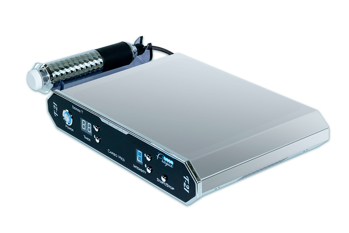 urządzenie karboksyterapii bezigłowej t-21 urządzenia kosmetyczne