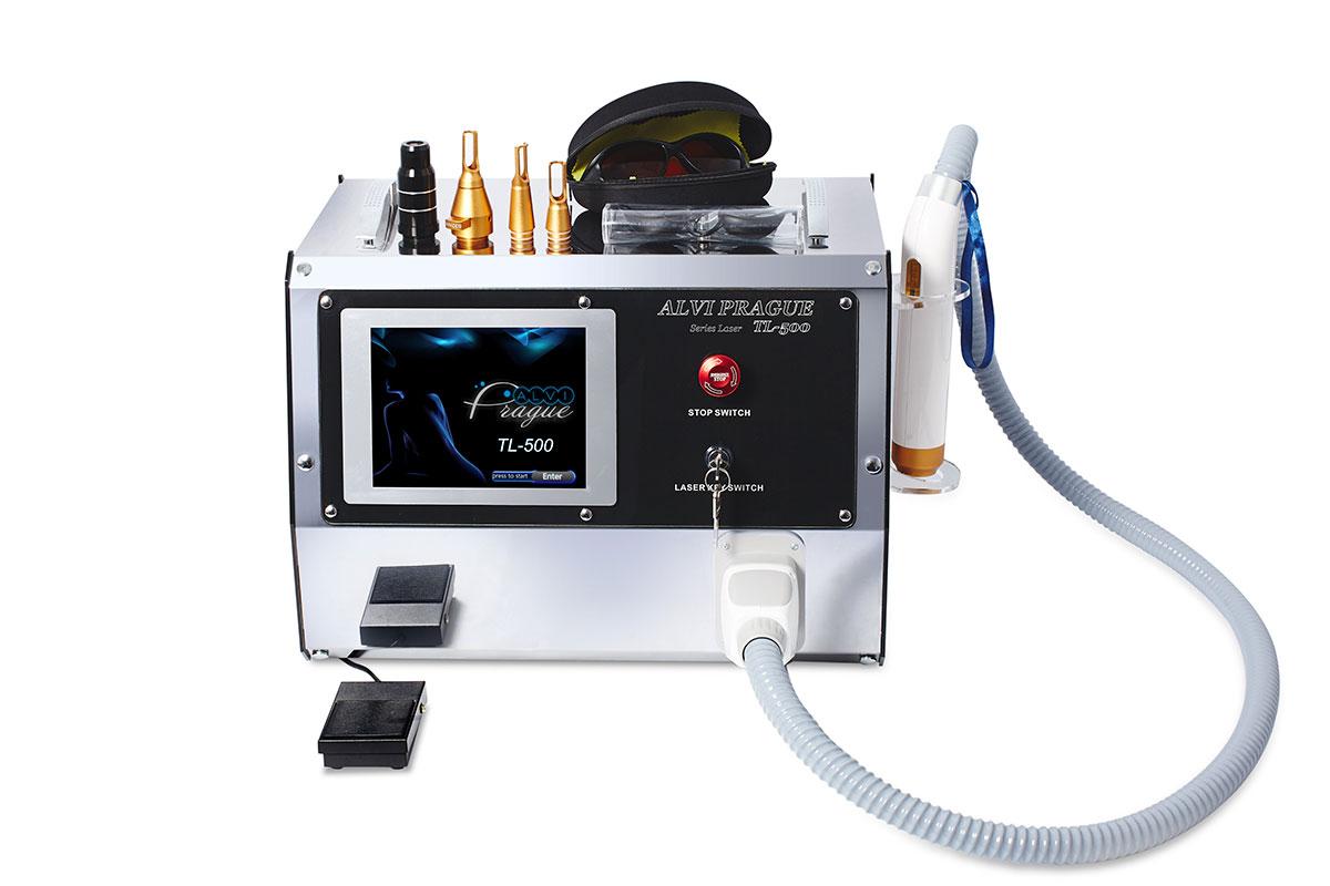 lasery kosmetyczne laser neodymowy usuwania tatuażu neo-light tl-500 lasery yag