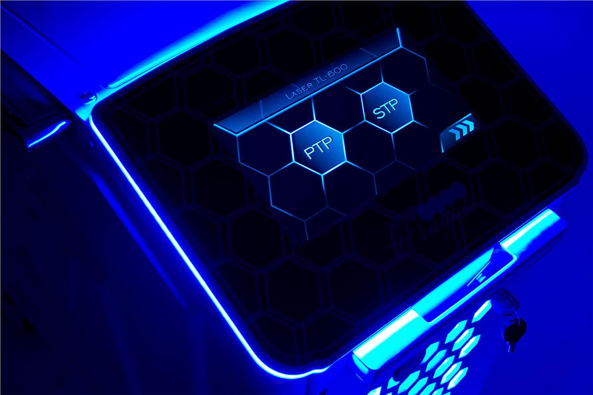 lasery kosmetyczne laser usuwania tatuażu pulsar tl-600 neo+