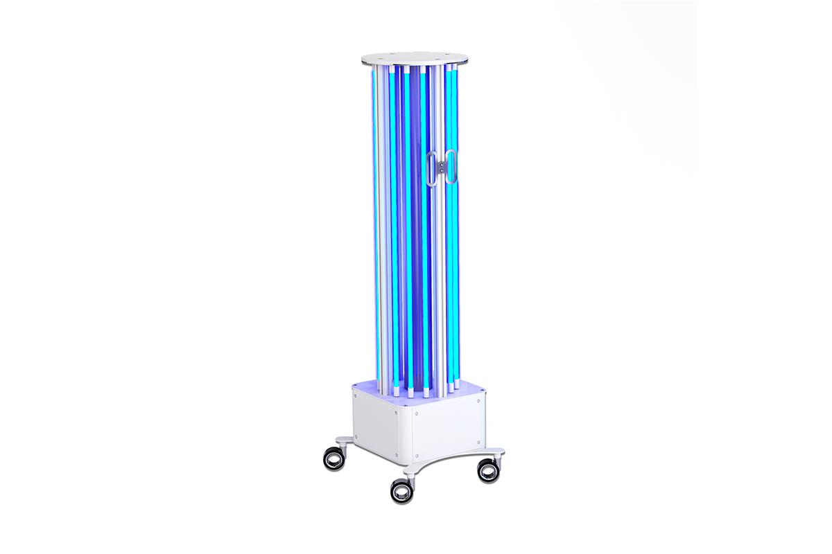 Promiennik bakteriobójczy UltraTron-660W na 12 lamp