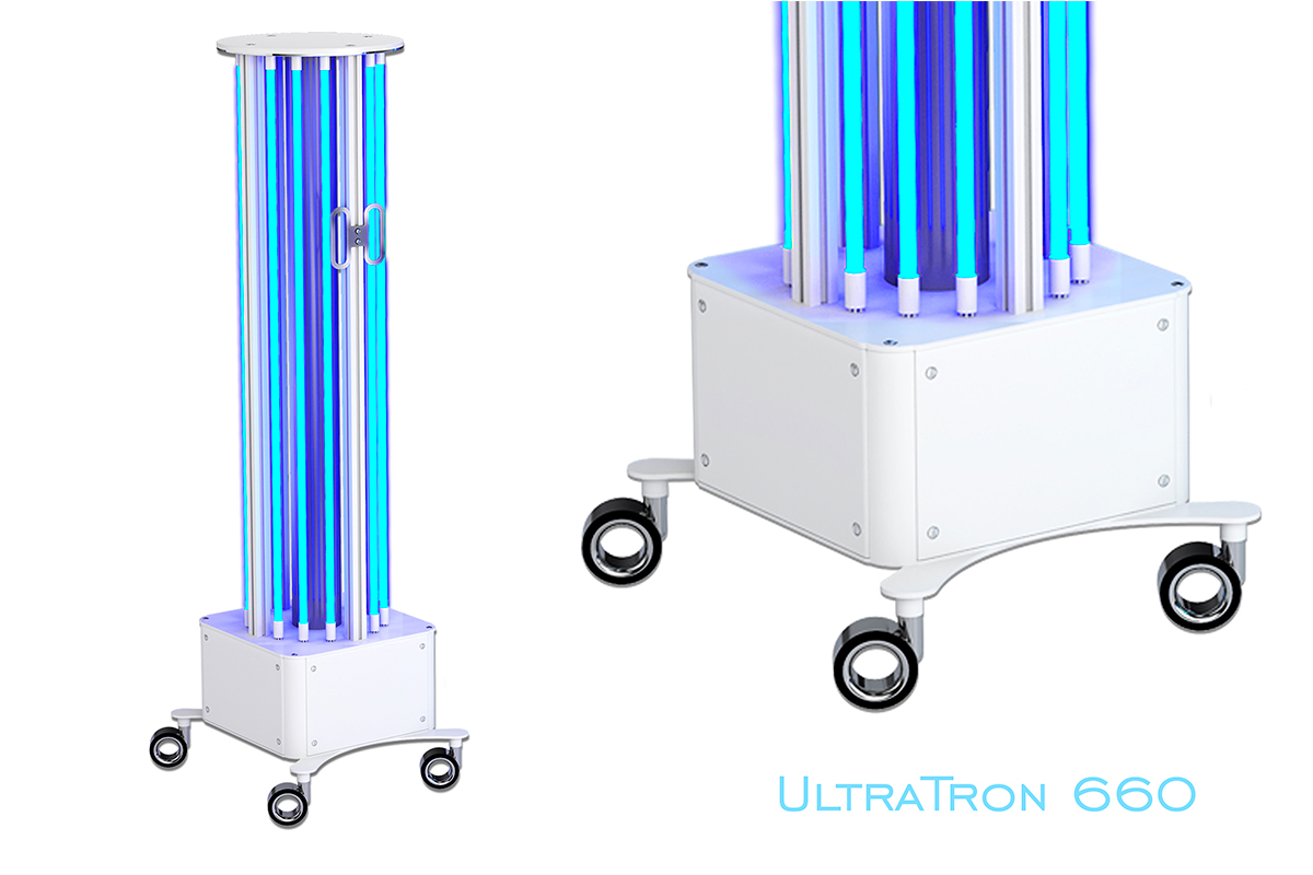 promiennik bakteriobójczy UltraTron-660W alvi praha