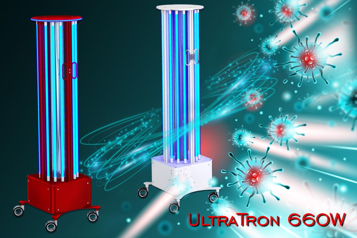 promiennik bakteriobójczy UltraTron-660W