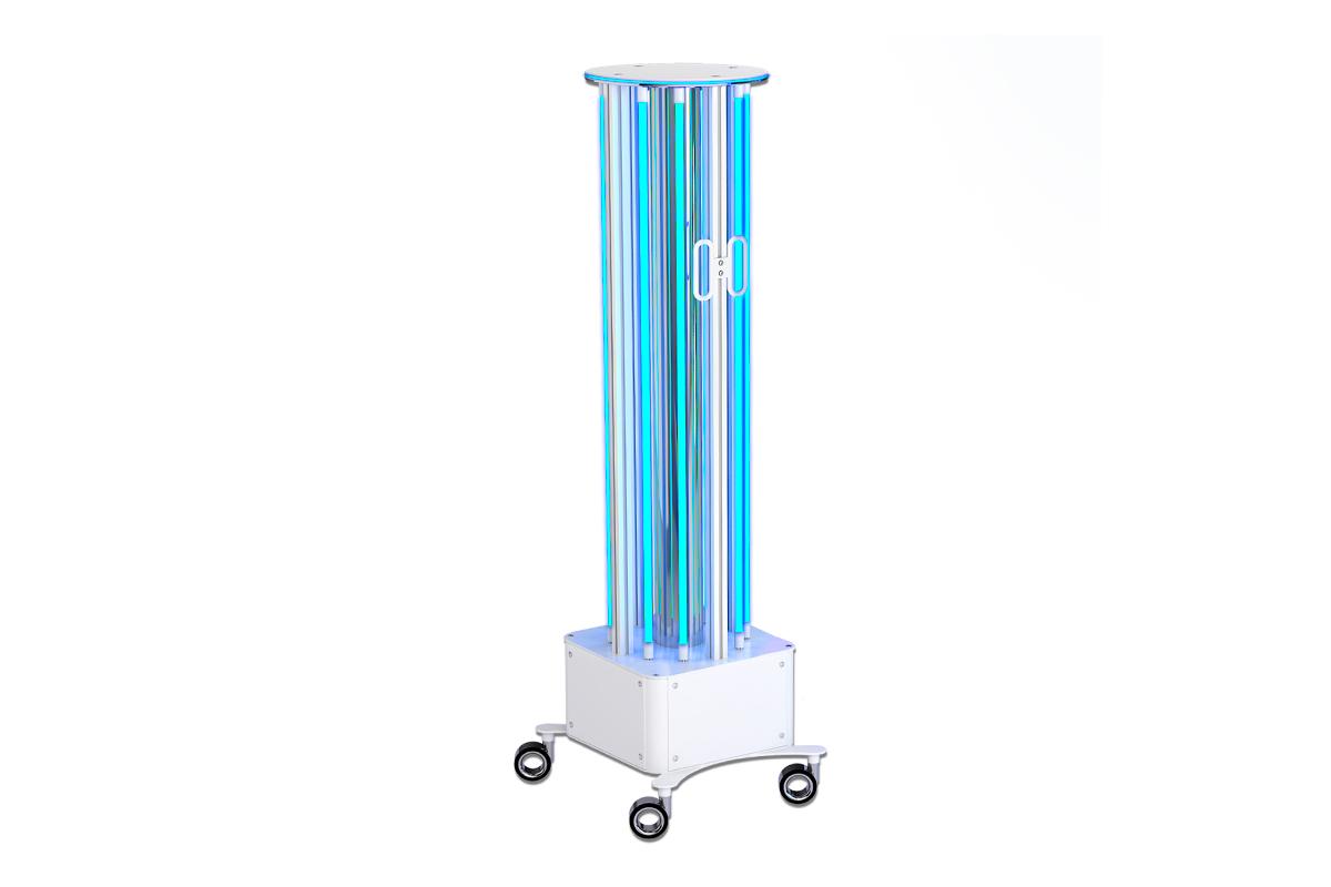 Promiennik bakteriobójczy UltraTron-440W na 8 lamp