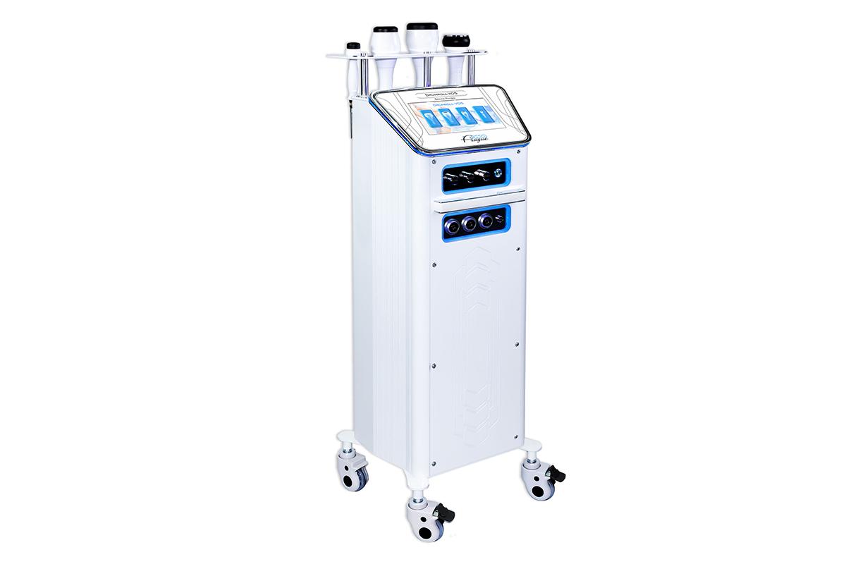 urządzenia masażu próżniowego urządzenie