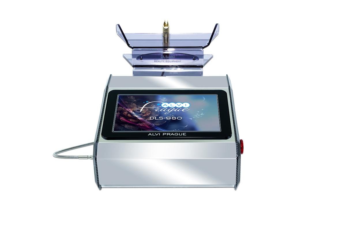 laser usuwania naczynek dls-980 lasery diodowe