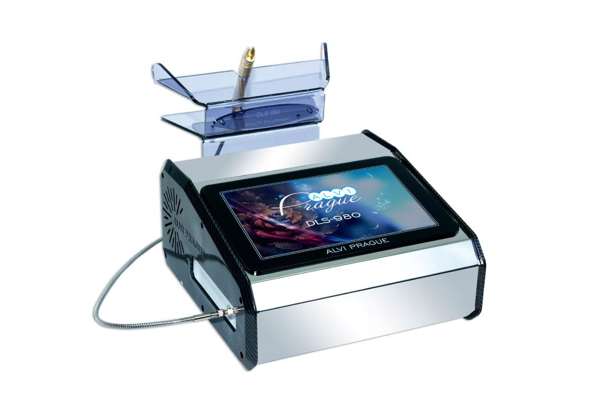Kup Laser do usuwania naczynek DLS-980 w sklepie internetowym Alvi Praga - Cena od producenta - Dostawa w Polsce