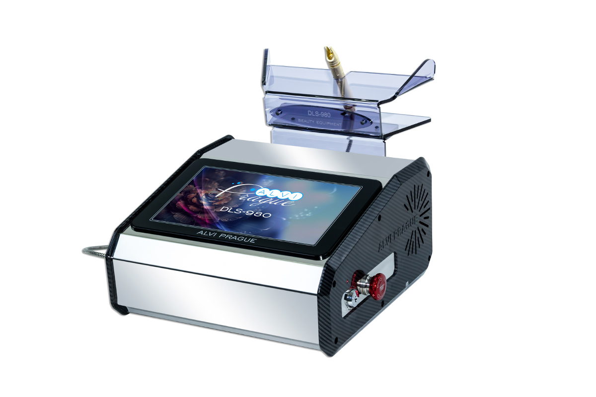 Laser do usuwania naczynek DLS-980
