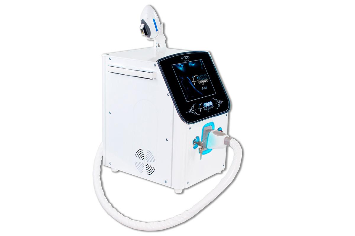 Urządzenie do fotodepilacji i fotoodmładzania IP-100 alvi praha