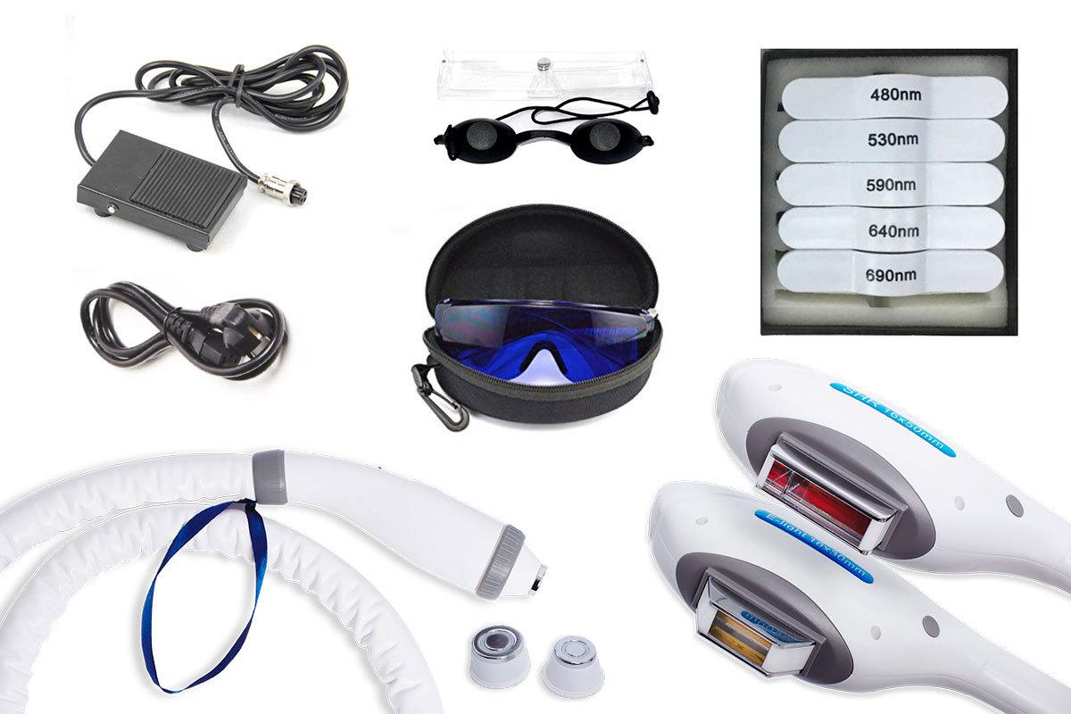 Inne zalety urządzenia IPL IP-300