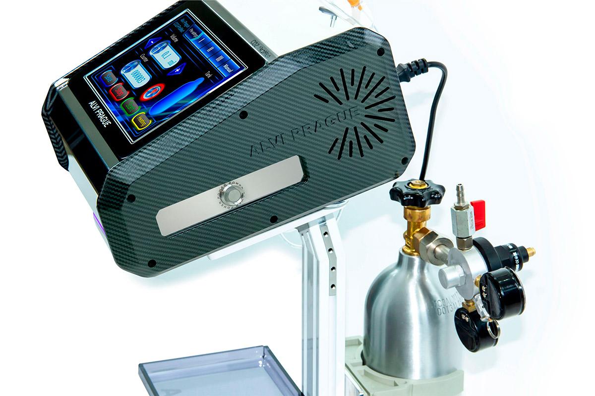 urządzenie karboksyterapii co2 promed urządzenia kosmetyczne urządzenie